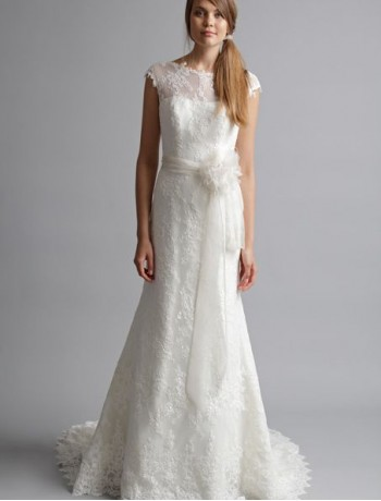 lace-jewel-neckline-sheath-2013-wedding-dress-with-illusion-overlay