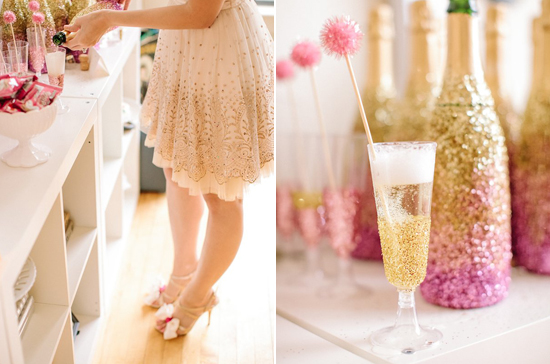 Pink-gold-and-glittery-Valentines-party-ideas-18b