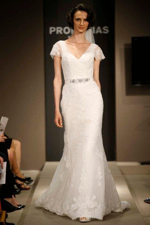 Pronovias Bridal Spring 2014